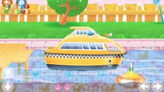Корабль плывет.(урок-путешествие) начальная школа.