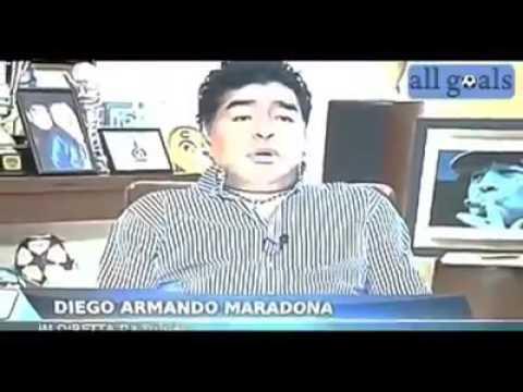 Maradona elogia Dries Mertens