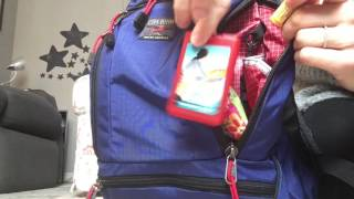 Tom Bihn Synapse 19 backpack packing video