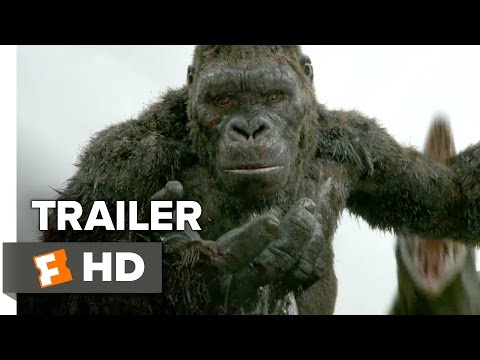 "Kong: Skull Island ""Groove"" Trailer (2017) 
