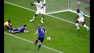 Honda goal gives Japan a 2-2 draw with Senegal at World Cup
