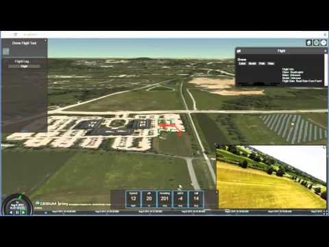 Drone Web Application - Post Flight Tool