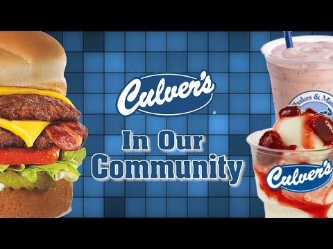 Culvers Of Grand Haven - In Our Community