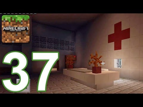 Minecraft: PE - Gameplay Walkthrough Part 1 - Mob Arena 1 (iOS, Android) from YouTube · Duration:  23 minutes 50 seconds