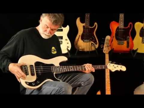 G&L SB 2: Tone Review and Demo with Paul Gagon