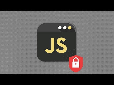 How To Write Secure JavaScript Applications