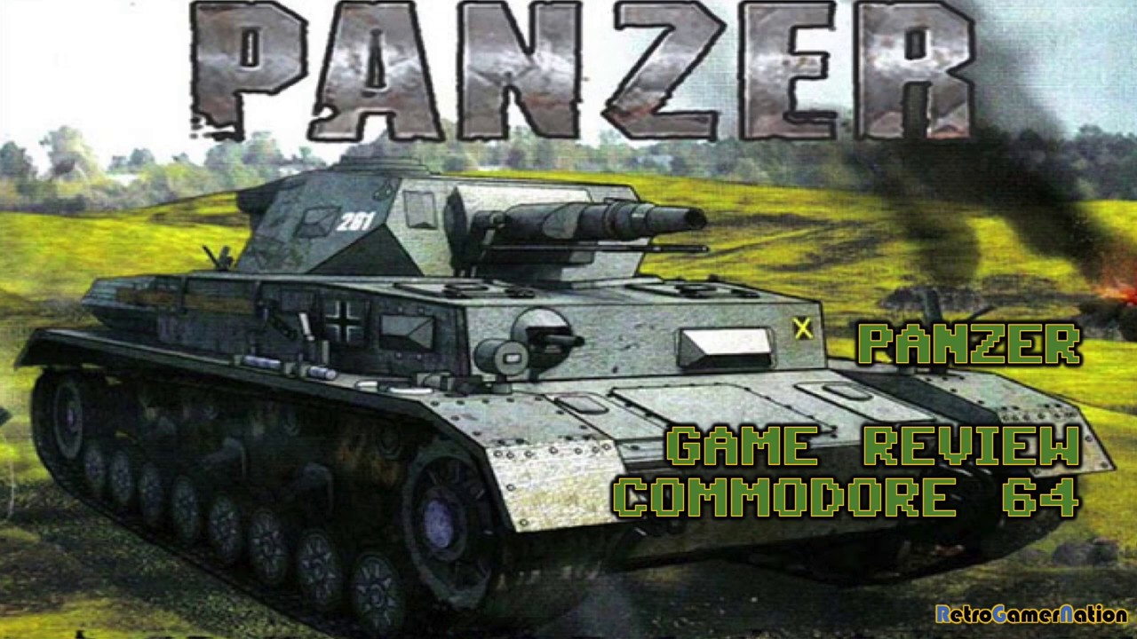 Panzer (2019) Game Review for C64
