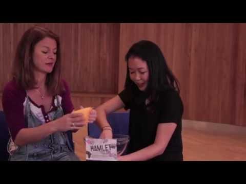 Globe to Globe Hamlet: 90 Seconds with Jennifer Leong and Miranda Foster