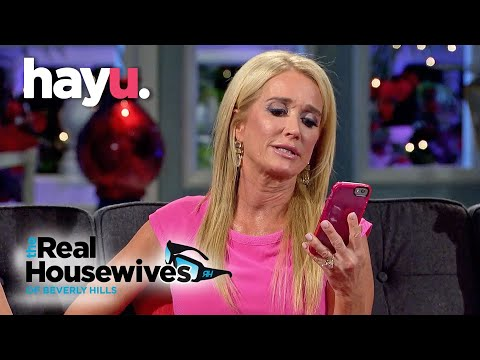 Lisa Rinna's Threatening Texts | The Real Housewives of Beverly Hills | Season 5