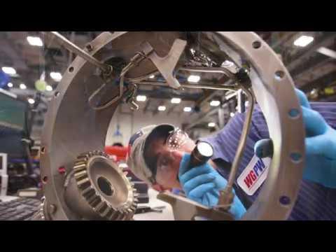 Wood Group Pratt & Whitney - Industrial Turbine Services