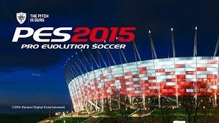 Pro Evolution Soccer 2015 Bayer de Munich-Real Madrid