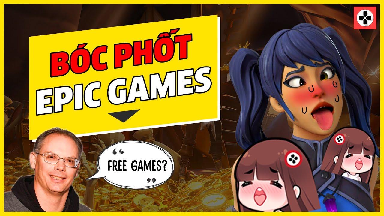 Bóc Phốt EPIC GAMES | Gã Trọc Phú Làng GAME