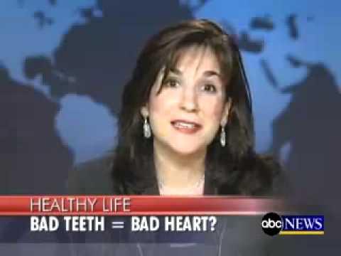 Gum Disease Linked To Heart Disease