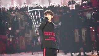 [Live 직캠] 케이윌 (K.Will) _ 말해!뭐해? (Talk Love) 태양의후예 ost / 20160908 Seoul Drama Awards