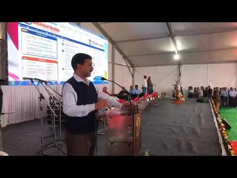 Arvind Kejriwal Launch
