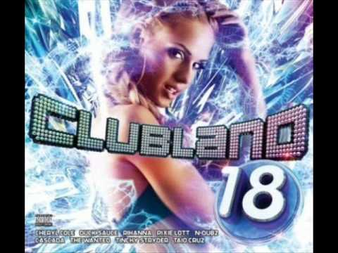 Clubland 18  The Wanted  Heart Vacancy Djs From Mars Radio Edit