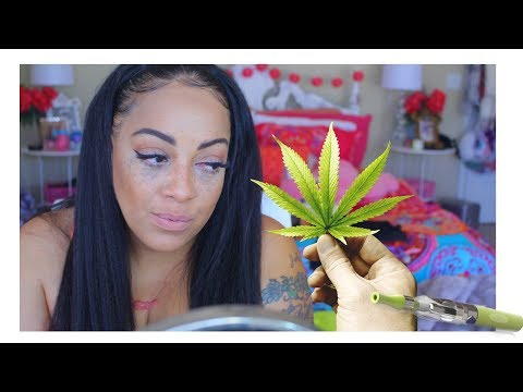 REAL TALK SMOKING CANNABIS PEN ❤ DOING MAKEUP AGAIN ❤ BEING USED BY NINJA'S & *ITCHES
