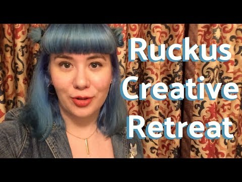 Come Create Stuff With Me! (Ruckus Retreat)