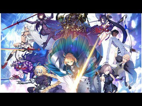 News Fate/Grand Order Game Expands to Southeast Asia, Australia
