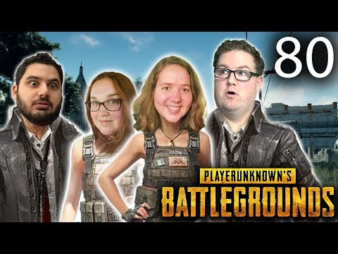 Leaving Mandy All Alone | Playerunknown's Battlegrounds Ep. 80 w/Mandy, Mia and Craig