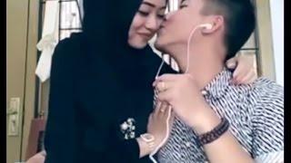 SMULE  POLISI ROMANTIS BERSAMA KEKASIHNYA BIKIN NETIZEN BAPER TINGKAT DEWA