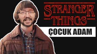Stranger Things 3. Sezon Fragmanı İnceleme   Çocuk Adam