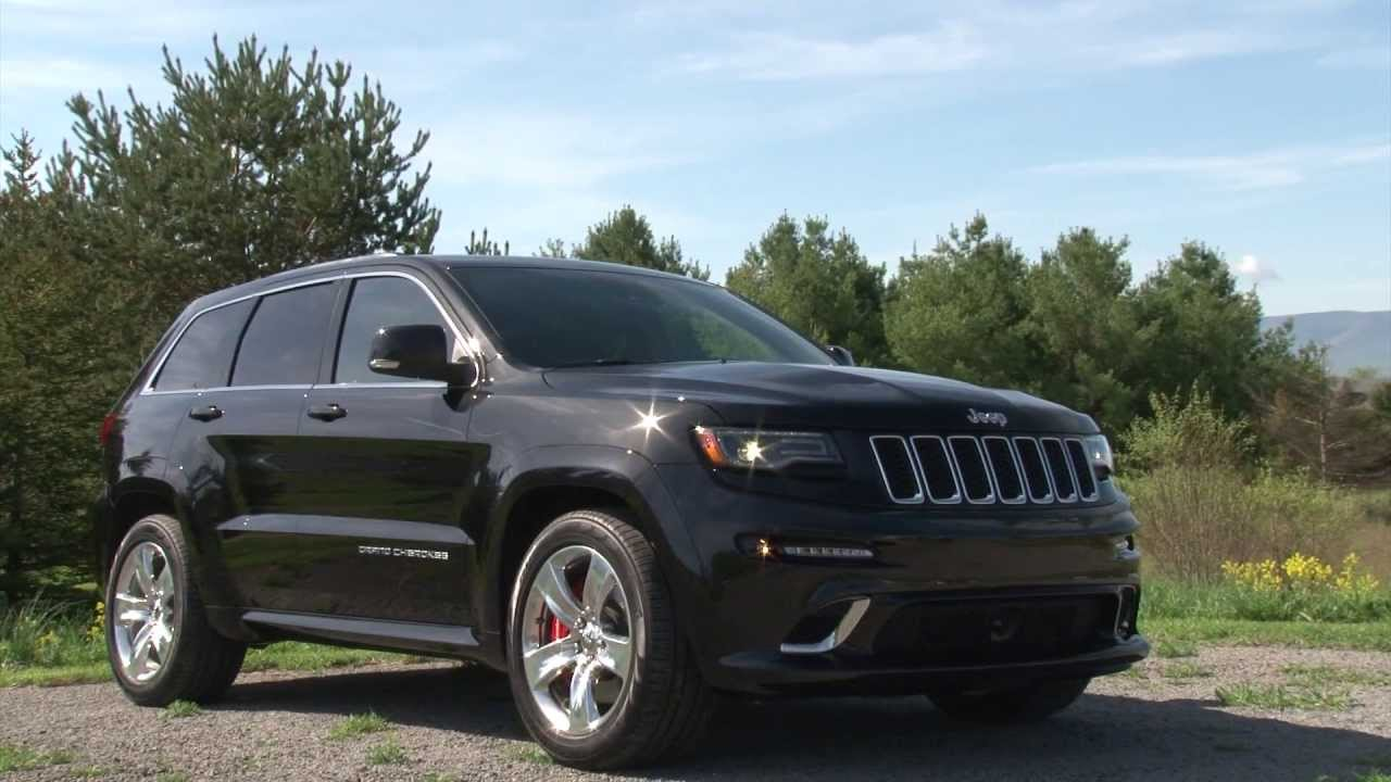 2014 Jeep Grand Cherokee SRT   TestDriveNow.com Review With Steve Hammes |  TestDriveNow   YouTube