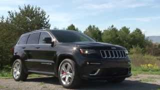 2014 Jeep Grand Cherokee SRT - TestDriveNow.com Review with Steve Hammes | TestDriveNow