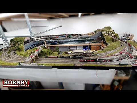 Hornby Magazine layout update 1: December 2019