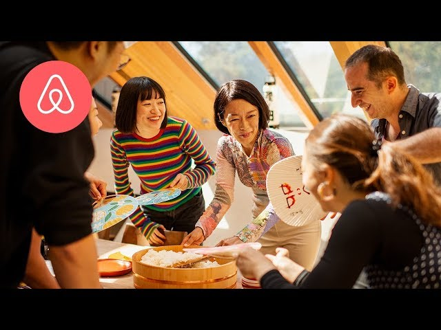 Make sushi with Kaori | Airbnb Experiences | Airbnb