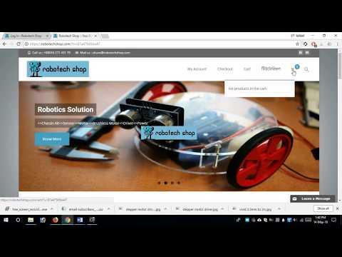 Robotech Shop - Robotech Shop