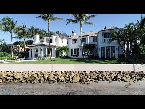 Luxury Homes | Palm Beach | Real Estate | 1610 North Ocean Boulevard Palm Beach, Florida