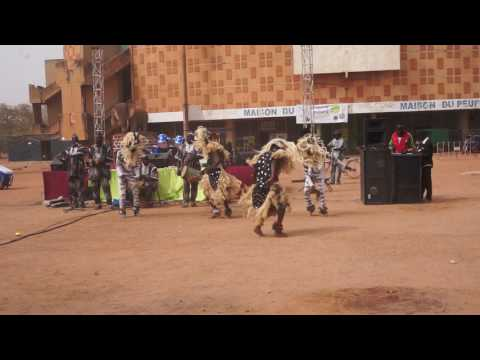 Terra Madre Burkina Faso - let's dance!