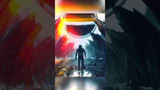 ICYKLE - ASTRO BABY   LIL NAS X - Industry Baby + Astronaut in the Ocean Mashup #Shorts
