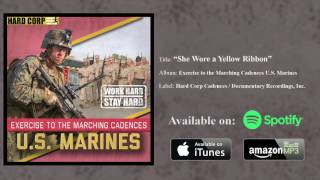 "Download or Stream ""She Wore a Yellow Ribbon"" ~iTUNES: http://apple..."