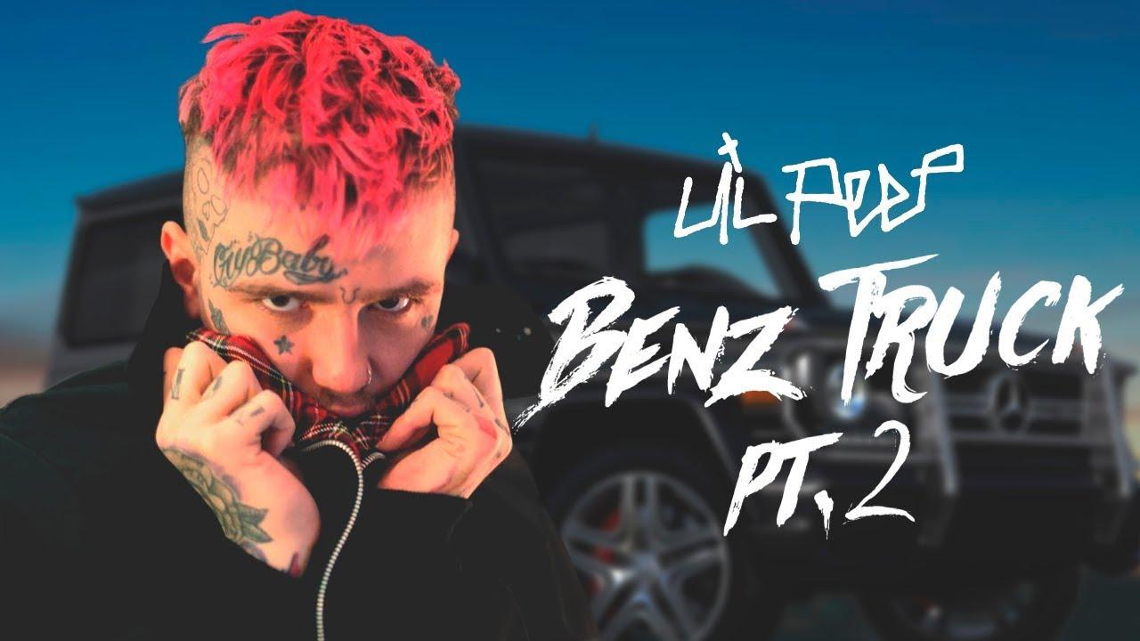 benz truck lil peep download