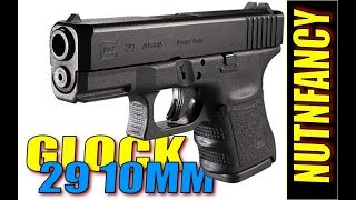 Glock 29:  10mm Daily Carry [Full Review]