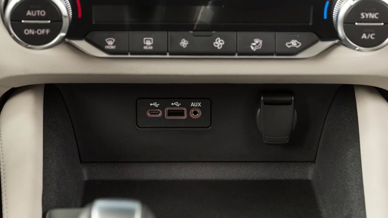 2019 Nissan Altima - USB/iPod® Interface - YouTube
