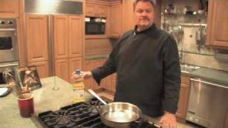 Cooking With Chef Johnny Vee: Chile Rellenos