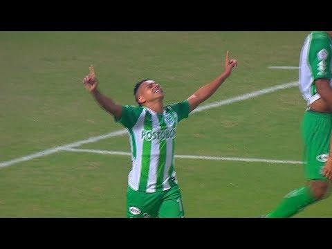 El golazo de Vladimir Hernández en la victoria 2-0 de Nacional sobre América