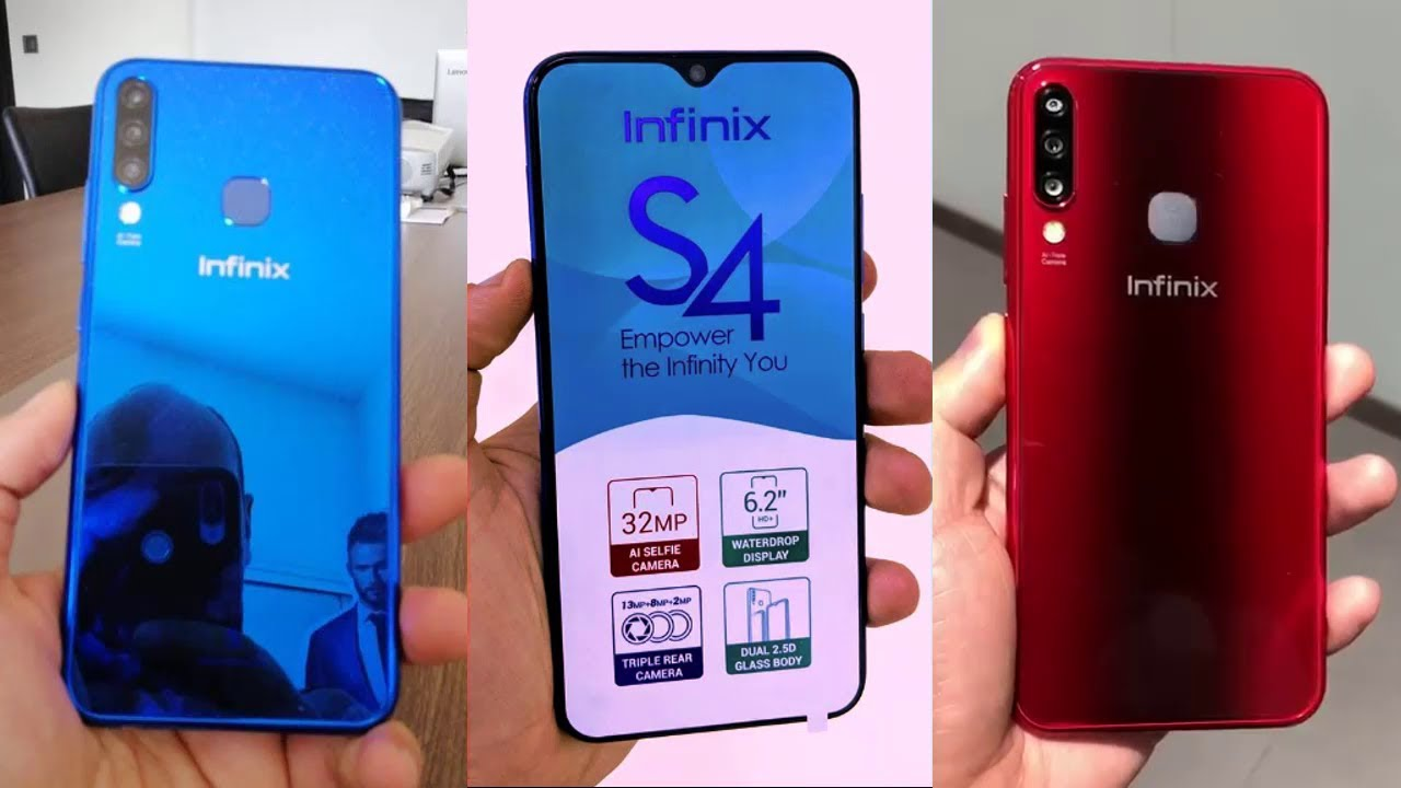 Infinix S4 - Hands On, Official FULL Specifications, XOS 5 0 0 & Price!!!