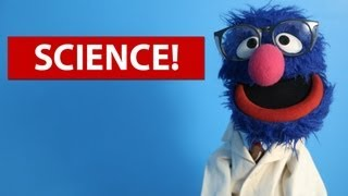 5 Fun Science Experiments for Kids (w/ Grover!) | #5facts