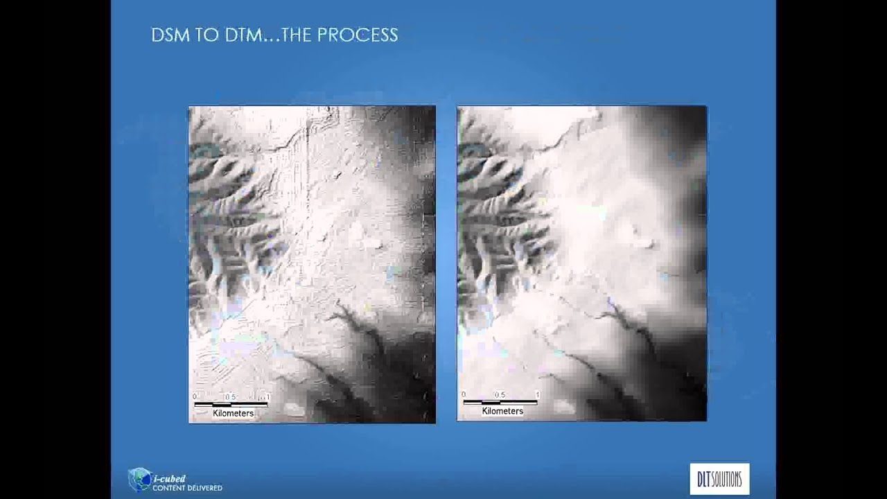LiDAR Imagery and Elevation Expertise – Advanced Imaging