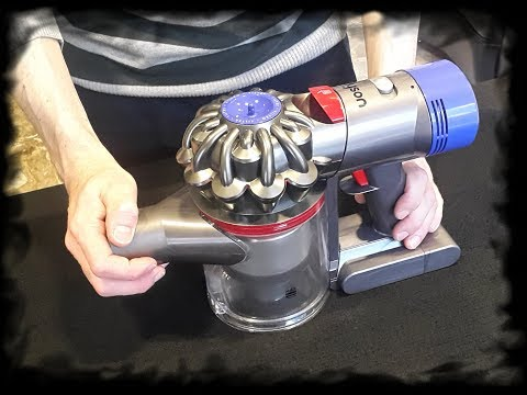 #3 Ремонт аккумулятора портативного пылесоса Dyson V7