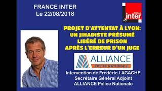 Projet d'attentat à Lyon: un jihadiste présumé libéré de prison après l'erreur d'un juge