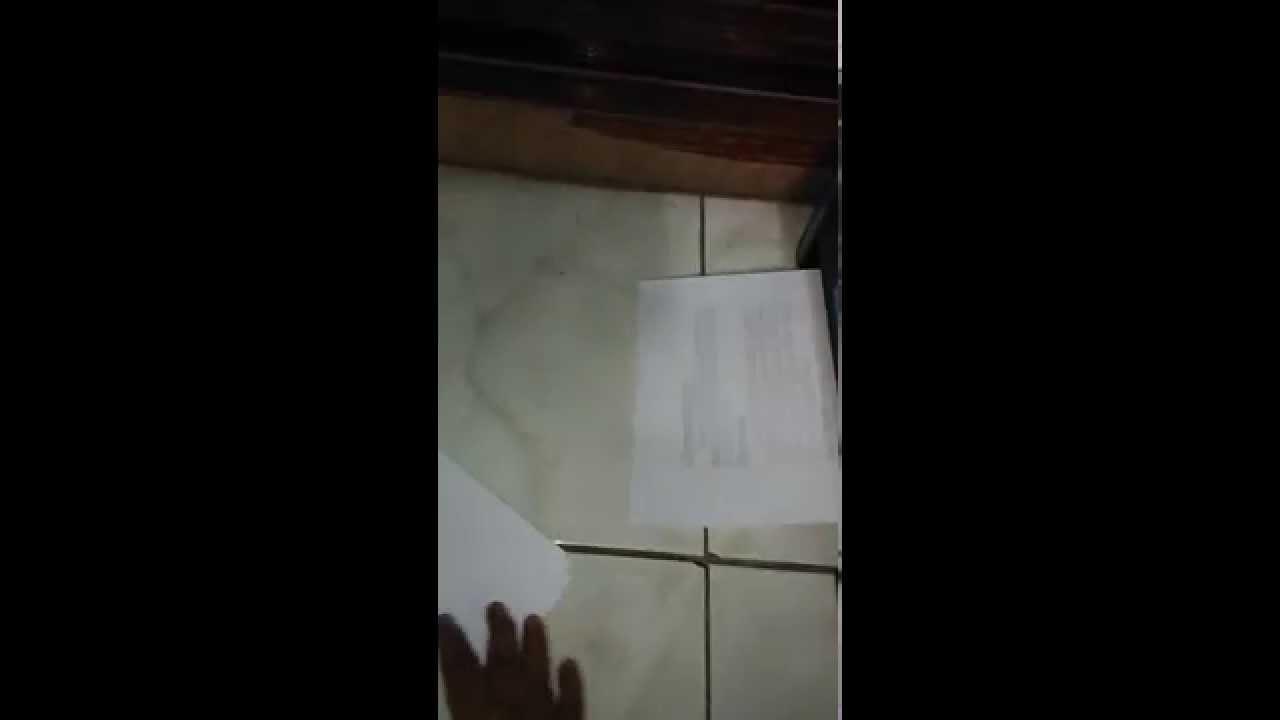 Epson L120 Paper Jam Error Youtube