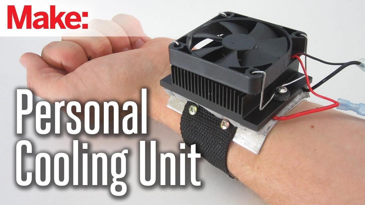 Personal Cooling Unit Youtube