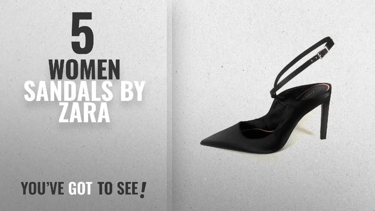 b8b85646ec6 Top 5 Zara Women Sandals  2018   Zara Women Slingback high heel shoes 3212  301 (39 EU ...