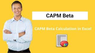 CAPM Beta Definition (Formula, Examples) CAPM Beta Calculation in Excel