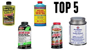 Best Head Gasket Sealers 2018
